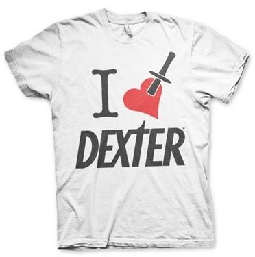 I Love Dexter T-Shirt