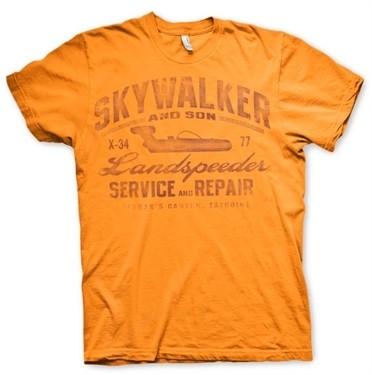 Skywalker And Son T-Shirt