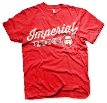 Varsity Imperial Stormtroopers T-Shirt