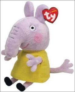 Peluche Emilt l'Elefante Peppa Pig