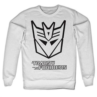 Transformers Decepticon Logo Felpa