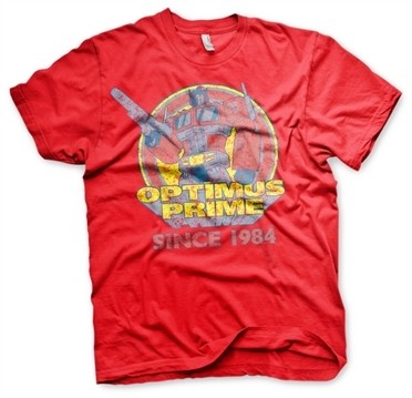 Optimus Prime Since 1984 T-Shirt