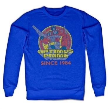 Optimus Prime Since 1984 Felpa