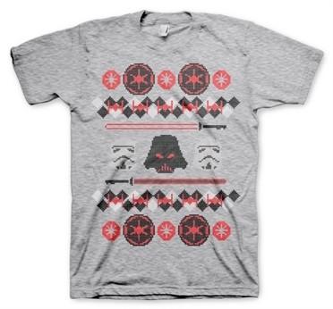 Star Wars Imperials X-Mas Knit T-Shirt