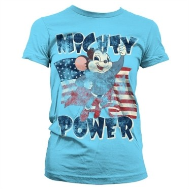 Mighty Power T-shirt donna