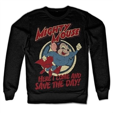 Mighty Mouse - Save The Day Felpa