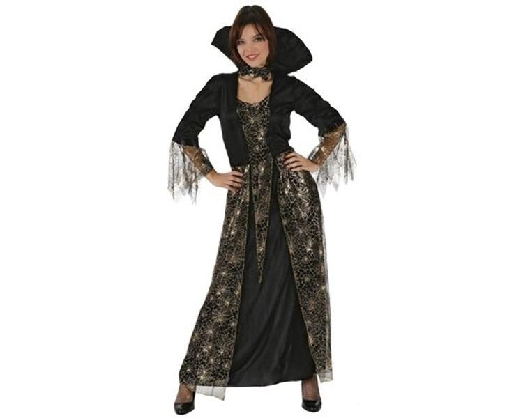 Costume donna ragnatele Halloween
