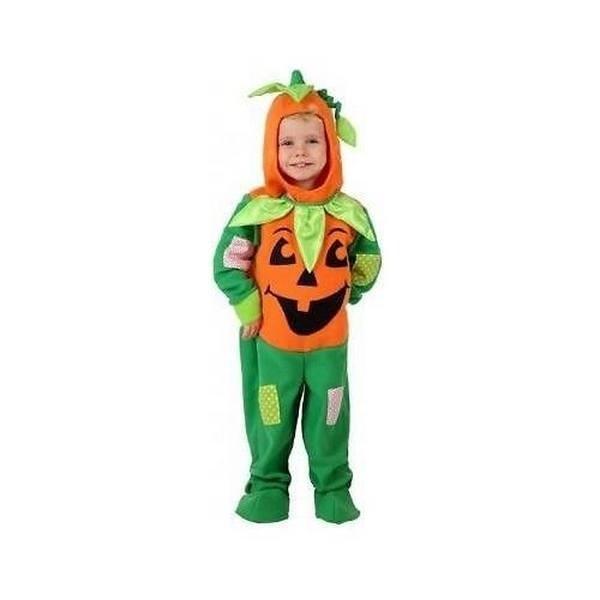 Costume bimbo Zucca Halloween