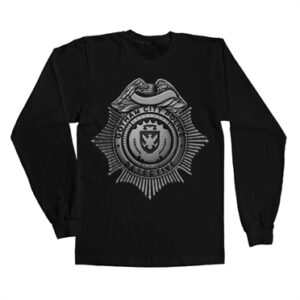 Gotham Detective Shield Long Sleeve T-shirt