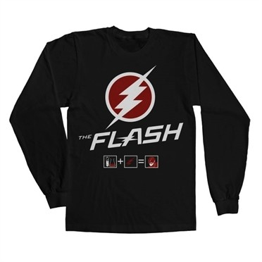 The Flash Riddle Long Sleeve T-shirt
