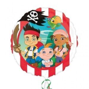 Palloncino a elio Jake e i Pirati dell'Isola che non c'è