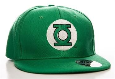 Green Lantern Logo Berretto con visiera