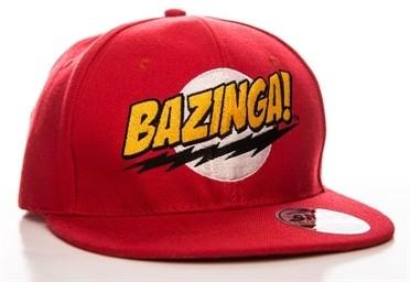 Bazinga Super Logo Berretto con visiera