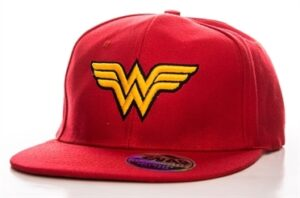 Wonder Woman Wings Berretto con visiera