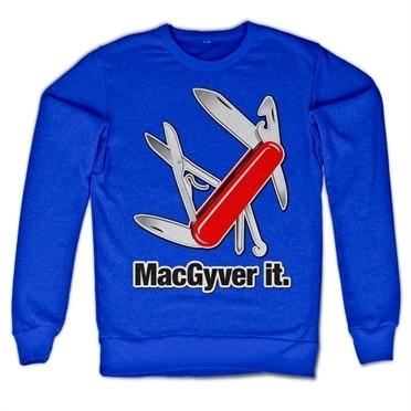 MacGyver It Felpa