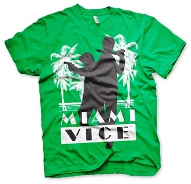 Miami Vice Silhuettes T-Shirt