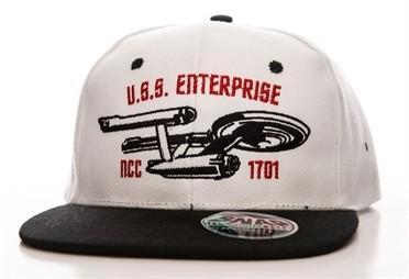Star Trek U.S.S. Enterprise Berretto con visiera