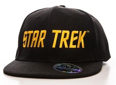 Star Trek Logo Berretto con visiera