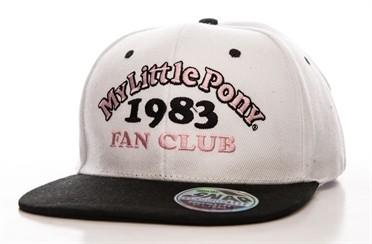 My Little Pony Fan Club 1983 Berretto con visiera