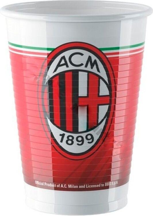 Bicchieri festa Milan