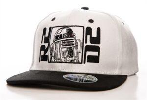 Star Wars R2D2 Berretto con visiera