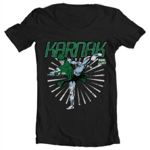 Marvels Karnak T-shirt collo largo