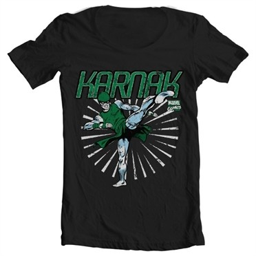 Marvels Karnak T-shirt collo largo