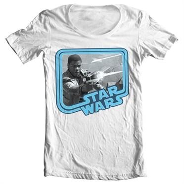 Star Wars 7 - Finn T-shirt collo largo