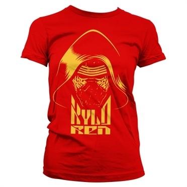 Kylo Ren T-shirt donna