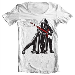 Kylo Ren Pose T-shirt collo largo