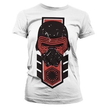 Kylo Ren Distressed T-shirt donna