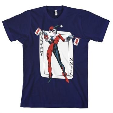 Harley Quinn Card Games T-Shirt