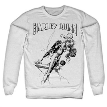 Harley Quinn Sways Felpa