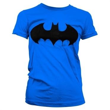Batman Inked Logo T-shirt donna