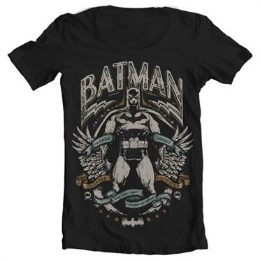 Dark Knight Crusader T-shirt collo largo