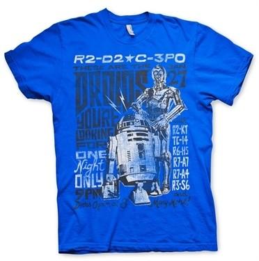 Star Wars Droids Night T-Shirt