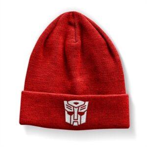Transformers Autobot Berretto