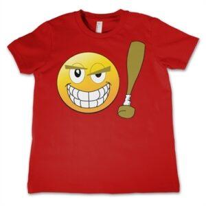 Emoji - Baseball Bat T-shirt Bambino