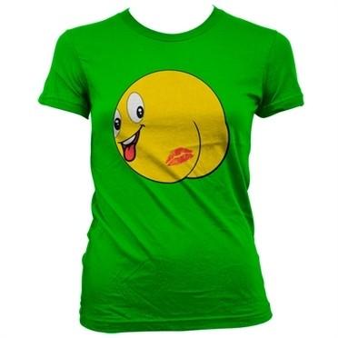 Emoji - Butt Kiss T-shirt donna