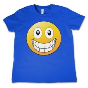 Emoji - Big Smile T-shirt Bambino