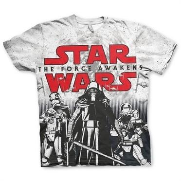 The Force Awakens Allover T-shirt