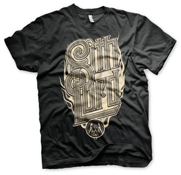 Star Wars - Sith Lord T-Shirt