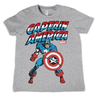 Captain America T-shirt Bambino