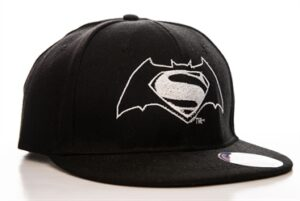 Batman Vs Superman Logo Berretto con visiera