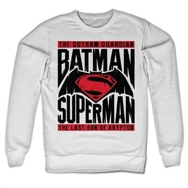 Batman Vs Superman Felpa