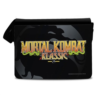 Mortal Kombat Klassic Messenger Bag