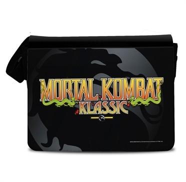 Mortal Kombat Klassic Messenger Bag