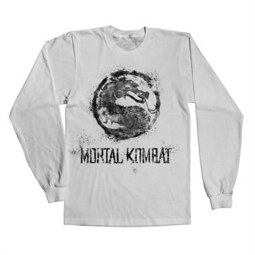 Mortal Kombat Dragon Long Sleeve T-shirt