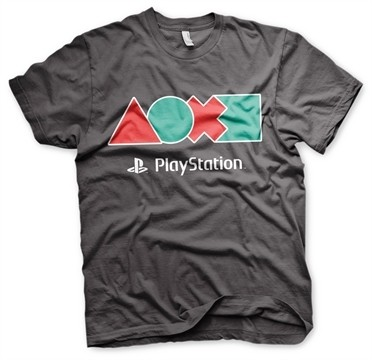 Playstation Button Icons T-Shirt