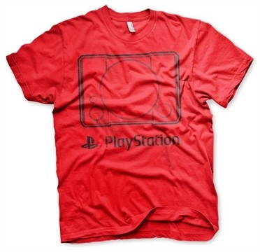 Playstation Console T-Shirt